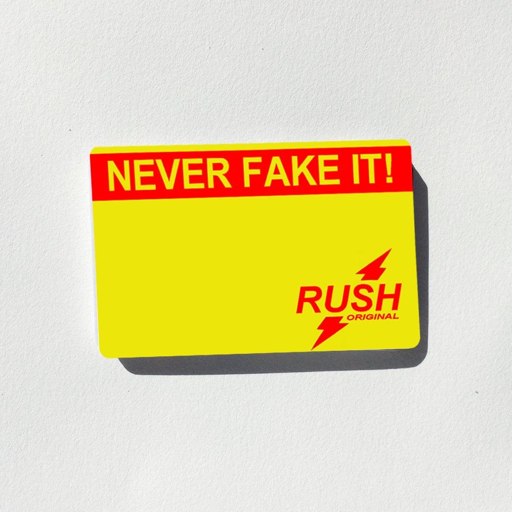 Image of Rush Blanks