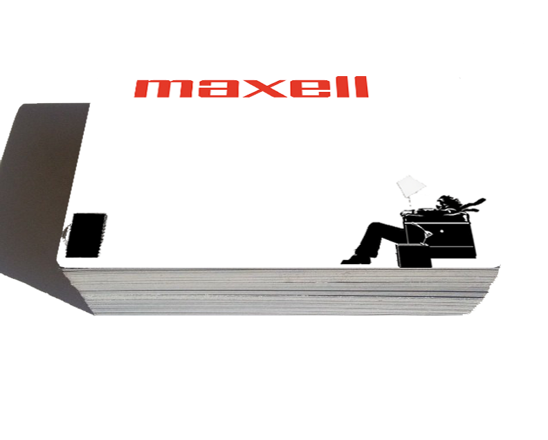 Image of Maxell Blanks
