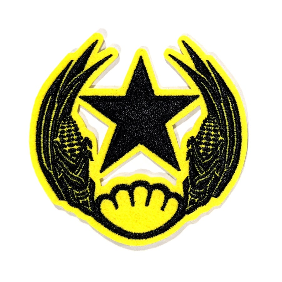 Image of C.V. Black Star Patch