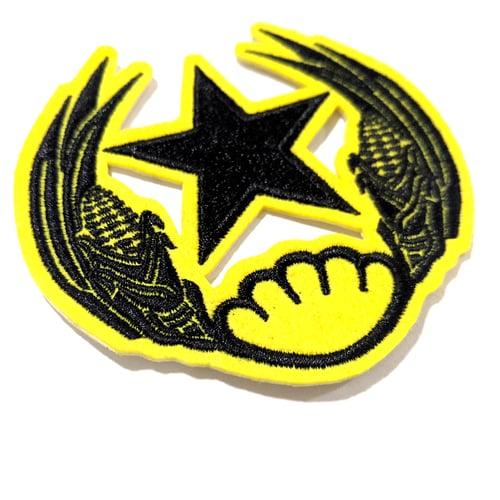Image of C.V. Black Star Patch