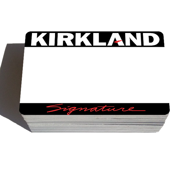Image of Kirkland Blanks