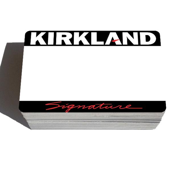 Image of Kirkland Blanks
