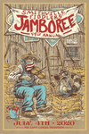 49th Annual Smithville Fiddlers' Jamboree Screenprint Poster