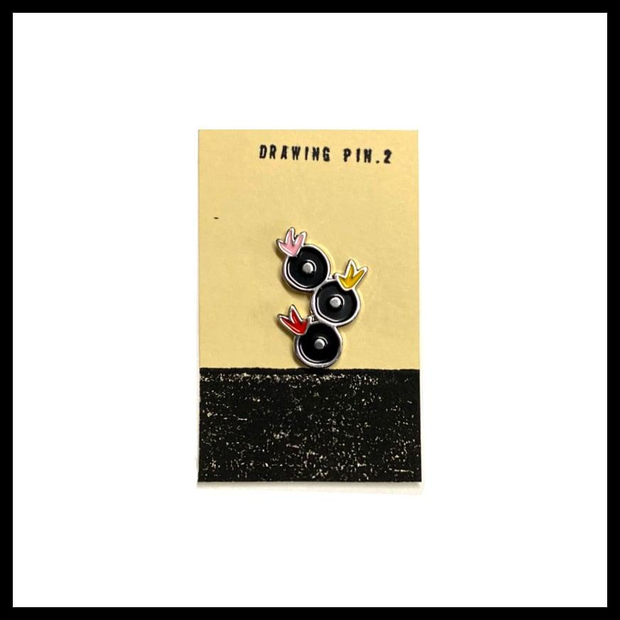 Image of Drawing Pin #2 by Julian Hocking
