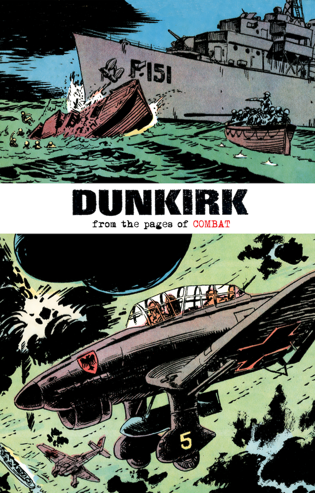 Image of DUNKIRK (2nd Printing)