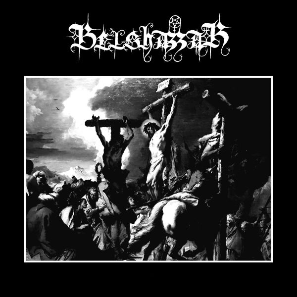 "Image of Belshazzar ""The Empire Rebuilt / The Final Battle"" 7"" Single *IMPORT*"