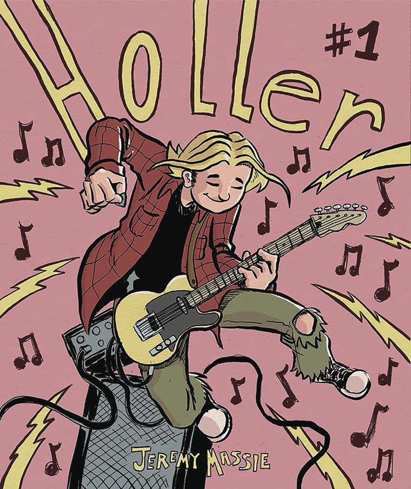 Image of HOLLER #1