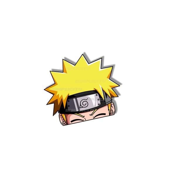 Image of Naruto Peeker
