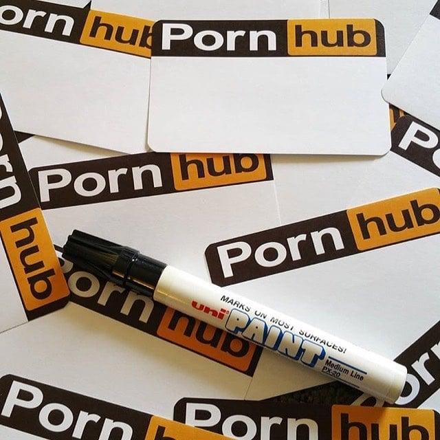 Image of Porn Hub Blanks