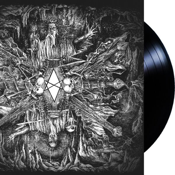 Image of Demonic Temple - Incrementum LP