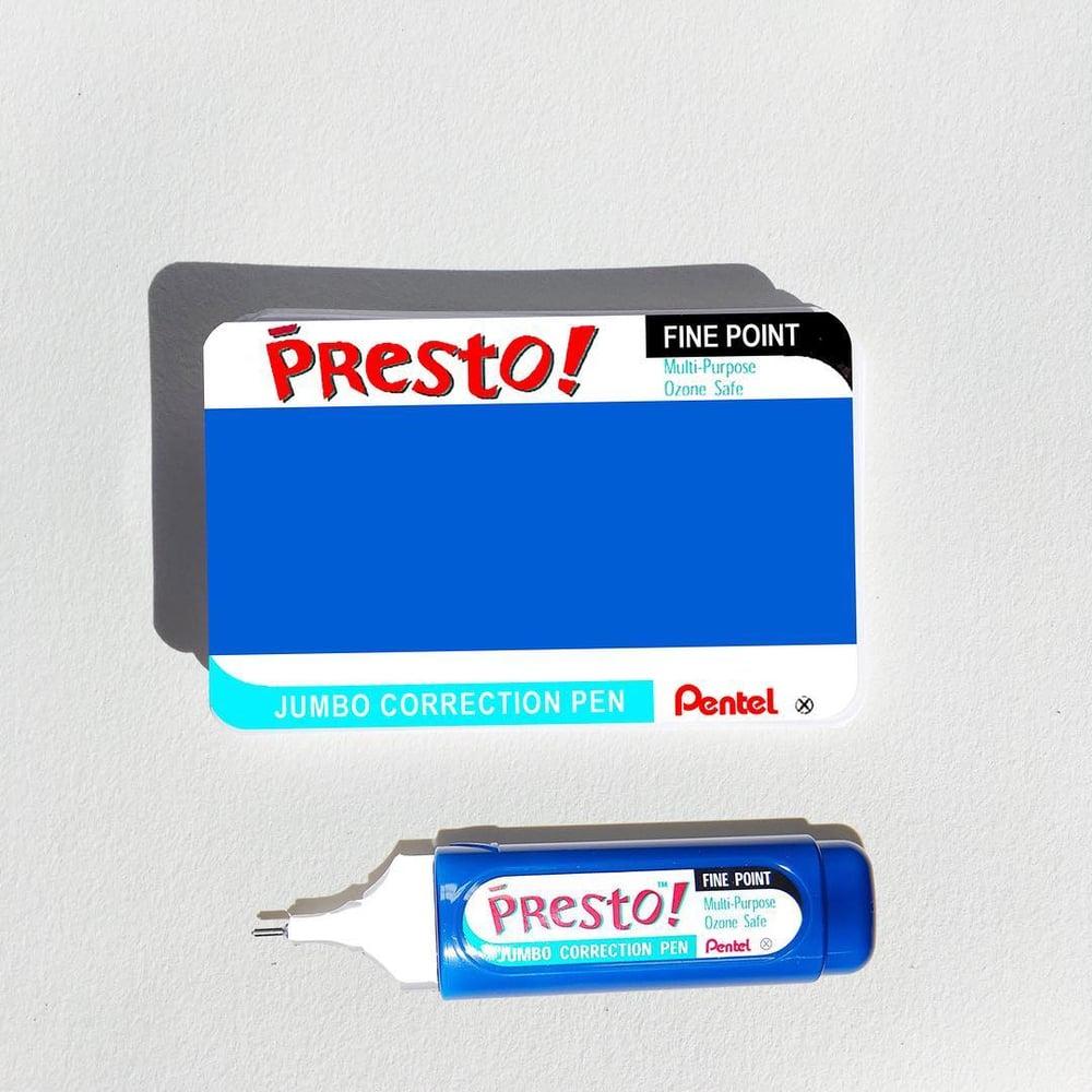 Image of Presto Blanks