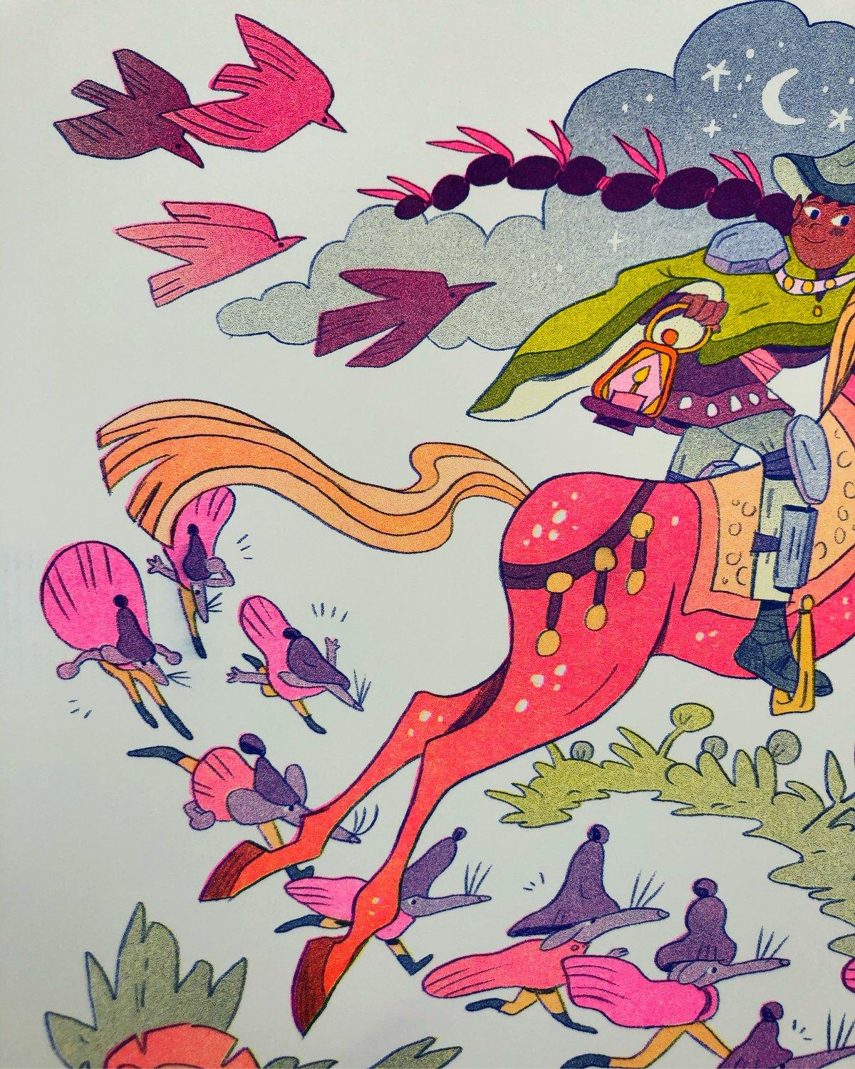 Image of Unicorn Knight