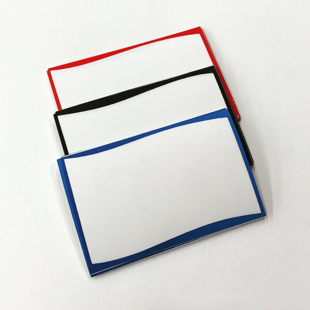 Image of Flag Border Blanks