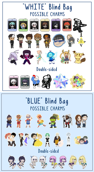 Image of Blind Bags