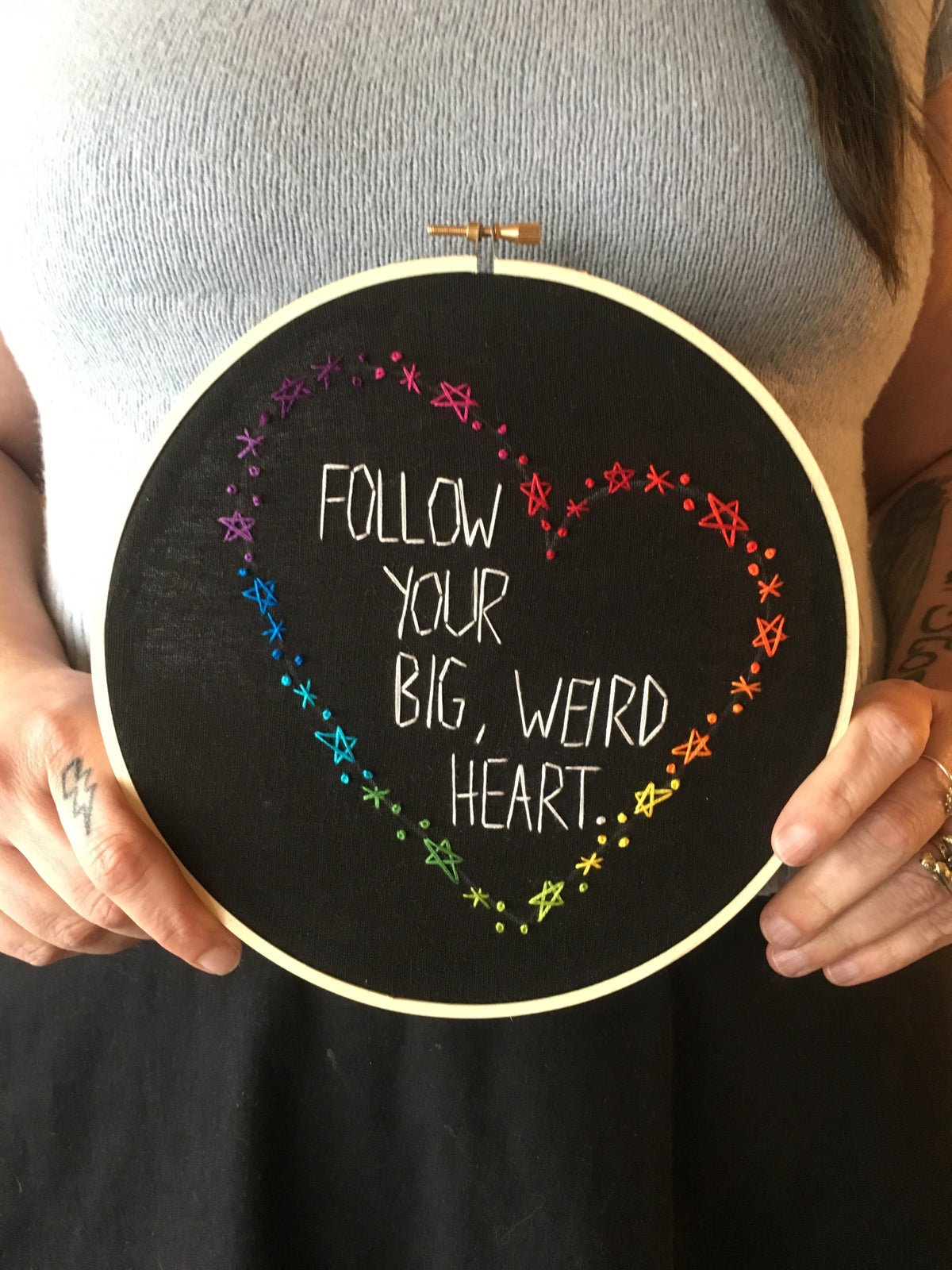 Image of Follow Your Big, Weird Heart