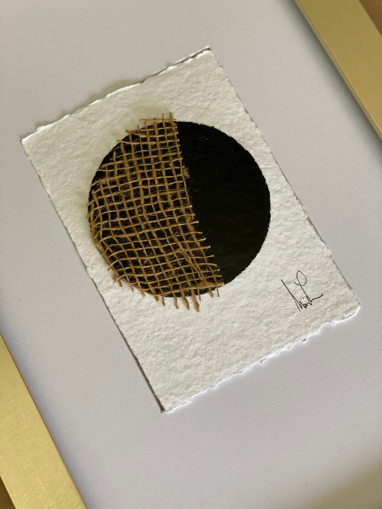 Image of ML Cotton Rag Paper and Jute (2)
