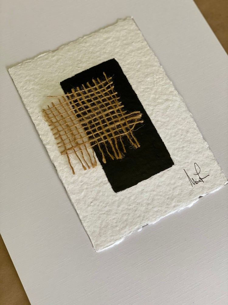 Image of ML Cotton Rag Paper and Jute (4)