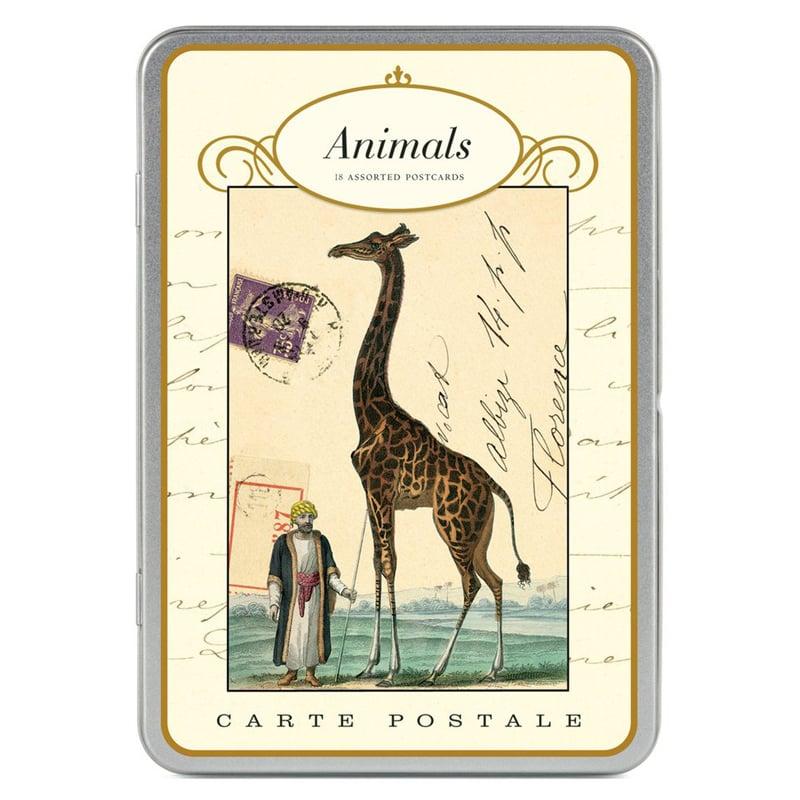 Image of Carte Postale ~ Animals