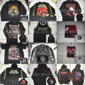 Image of MERCH -CEREBRAL INCUBATION/DEVOURMENT/SEVERE TORTURE/CINERARY and others