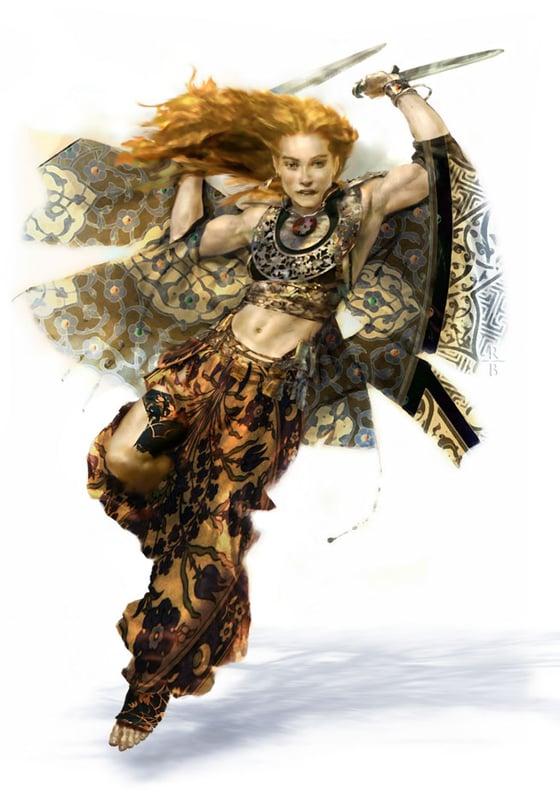 Image of Amazon Queen