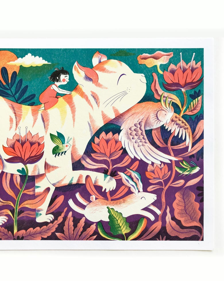 Image of Mighty Min Giclee print