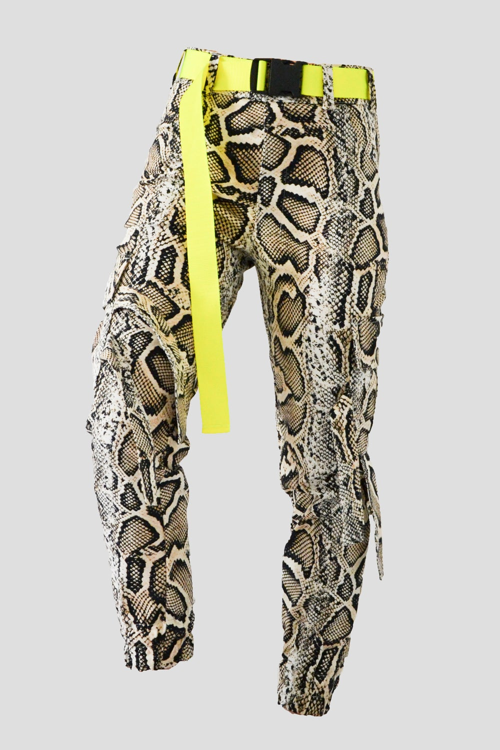 Image of Snake Cargo Pants