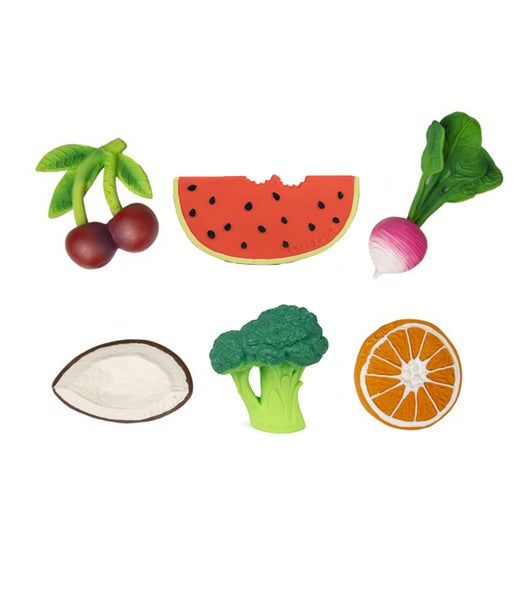 Image of OLI&CAROL  Fruit and Vegetable teethers