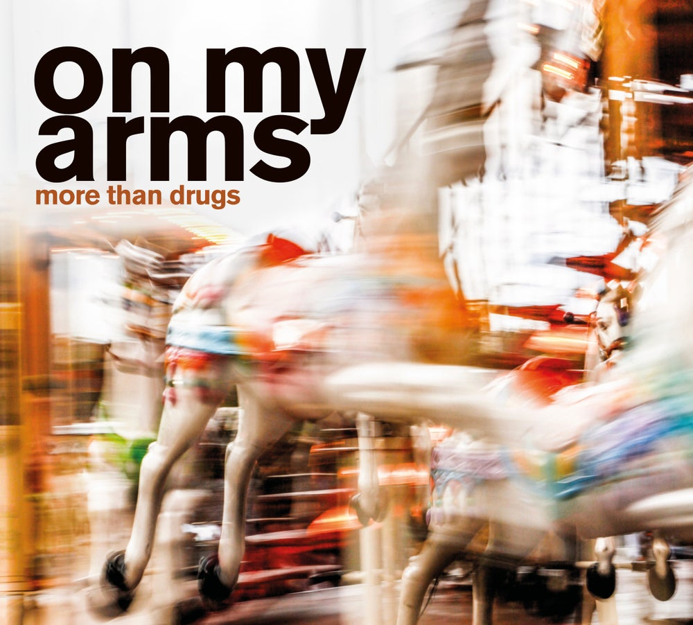 Image of On My Arms - More Than Drugs Cd ep