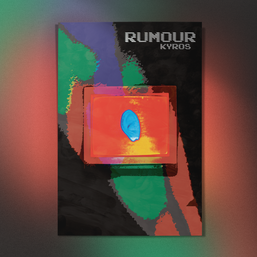 Image of Rumour A3 Art Poster