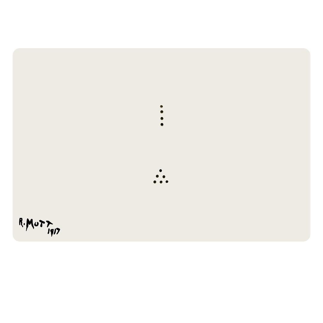 Image of Duchamp Blanks