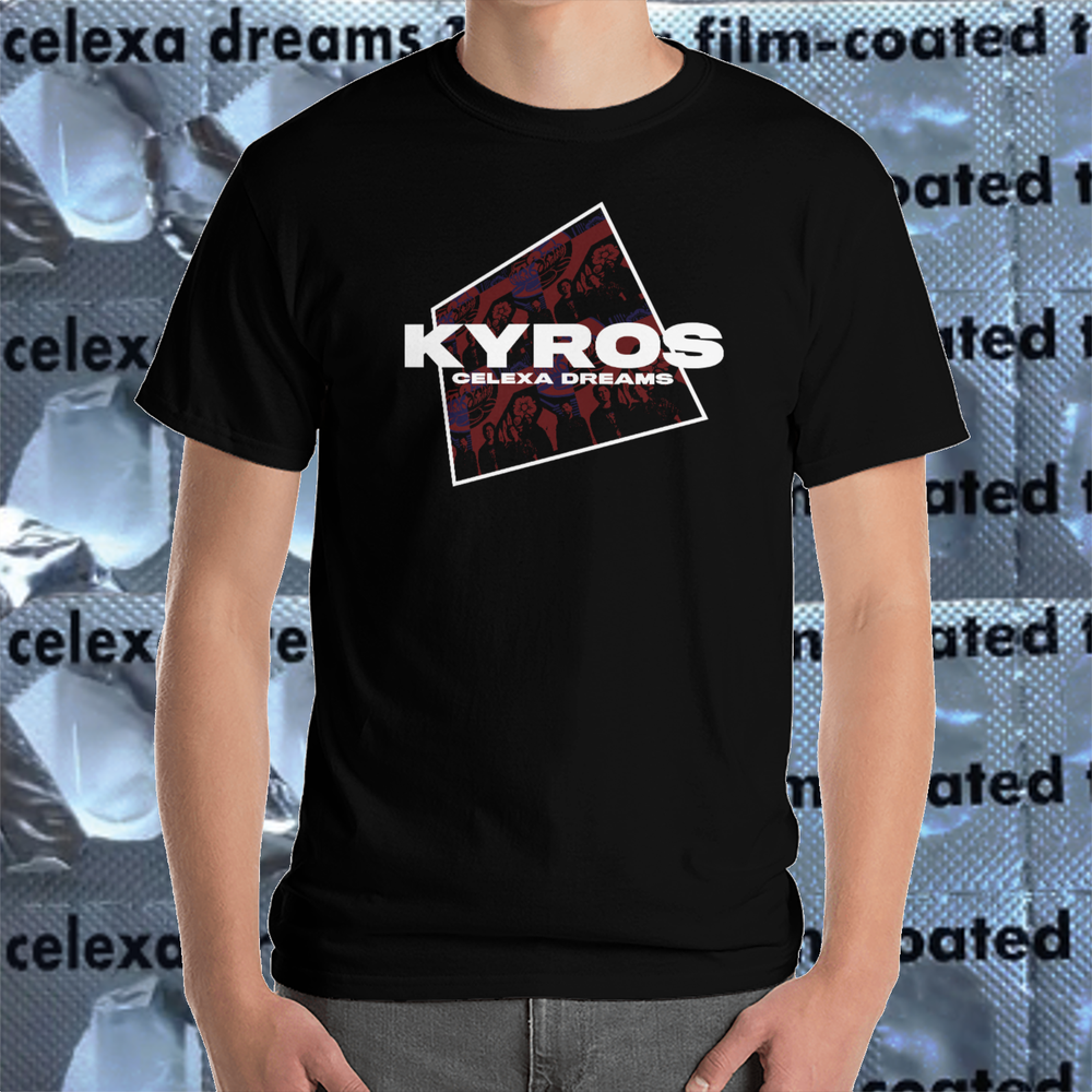 Image of KYROS - Celexa Dreams  - Black