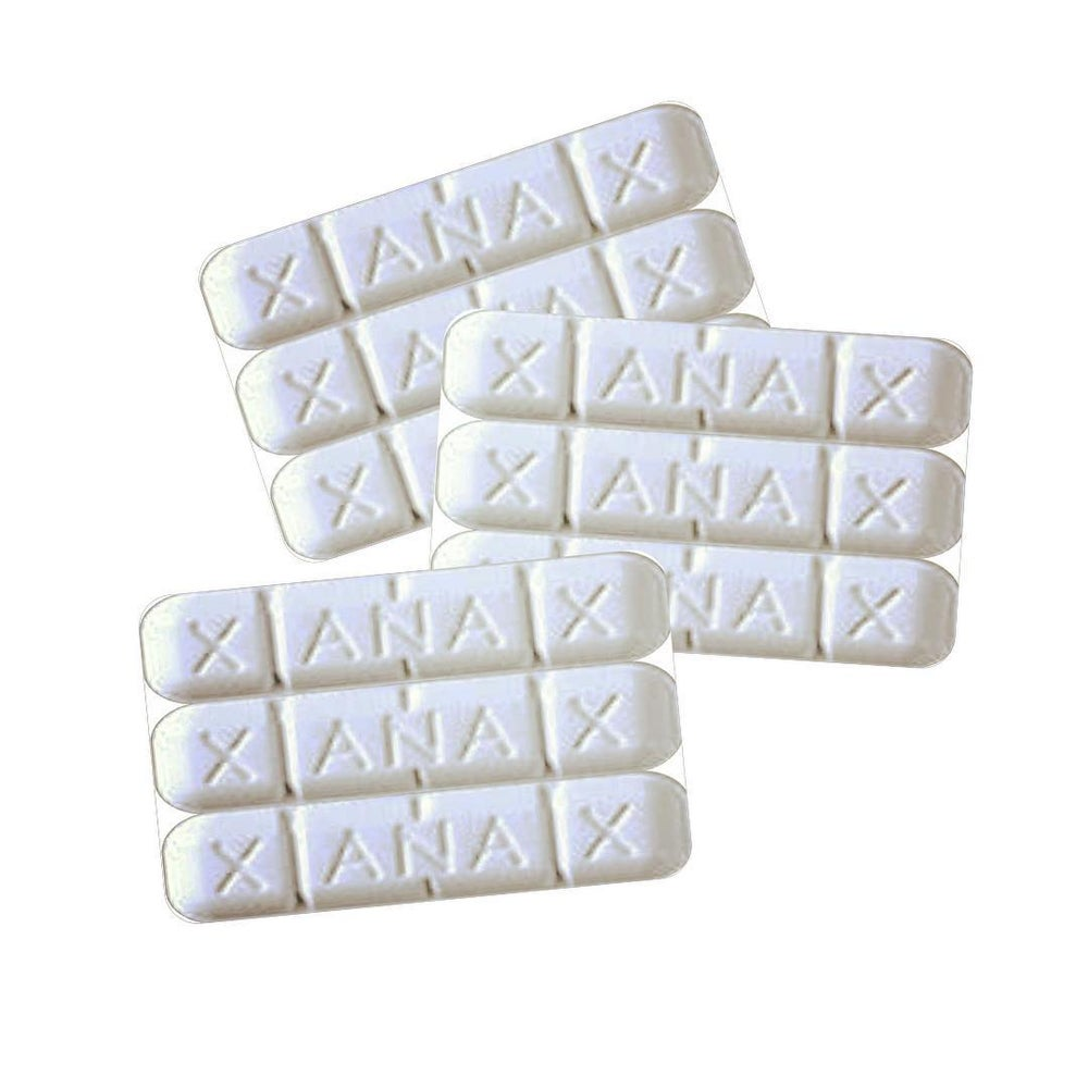Image of Xanax Blanks