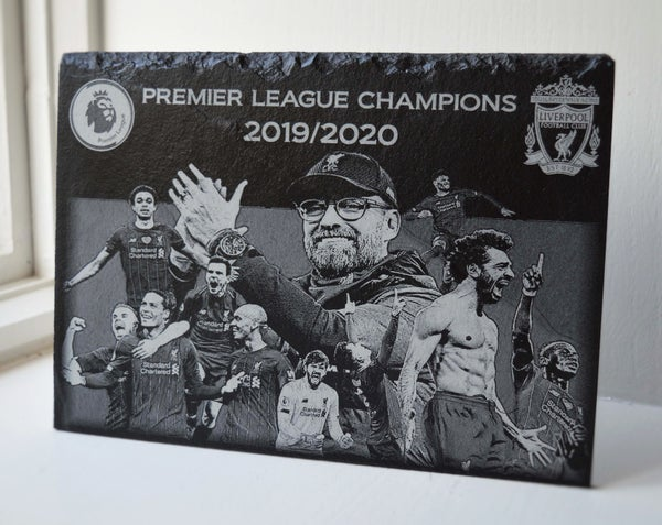 Image of Liverpool Premier League Champions