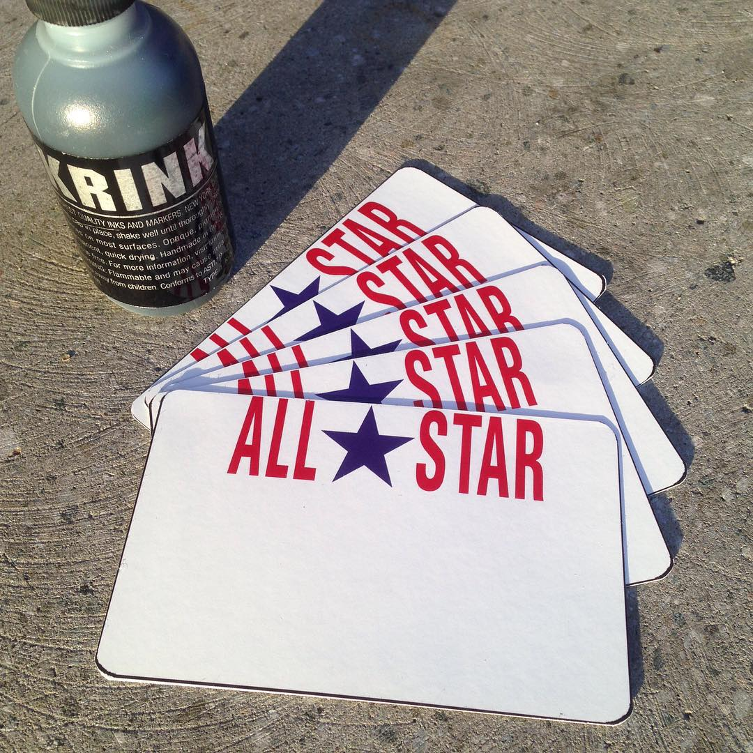 Image of All Star Blanks