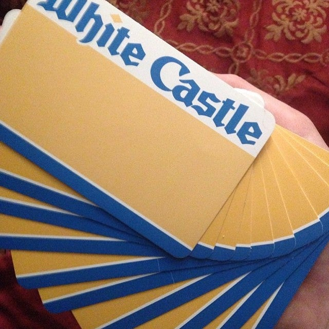 Image of White Castle Blanks