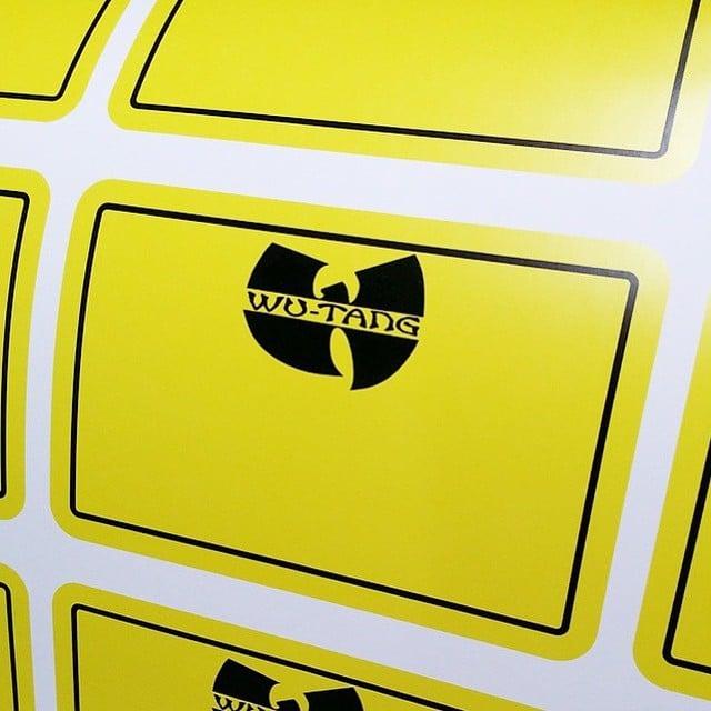 Image of Wu-Tang Blanks