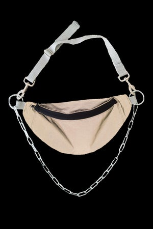 Image of reflective fanny pack