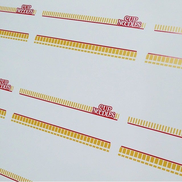 Image of Cup O Noodles Blanks
