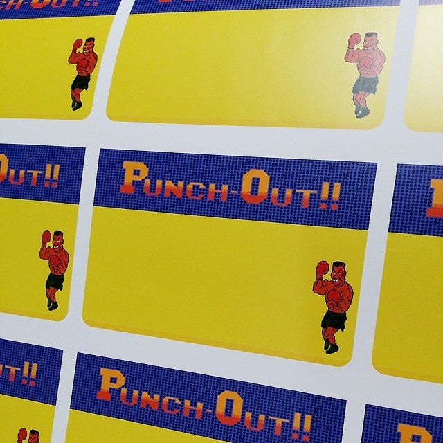Image of Punch Out Blanks