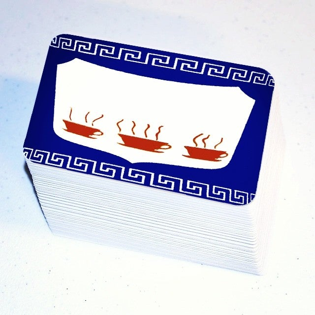 Image of New York Coffee Cup Blanks