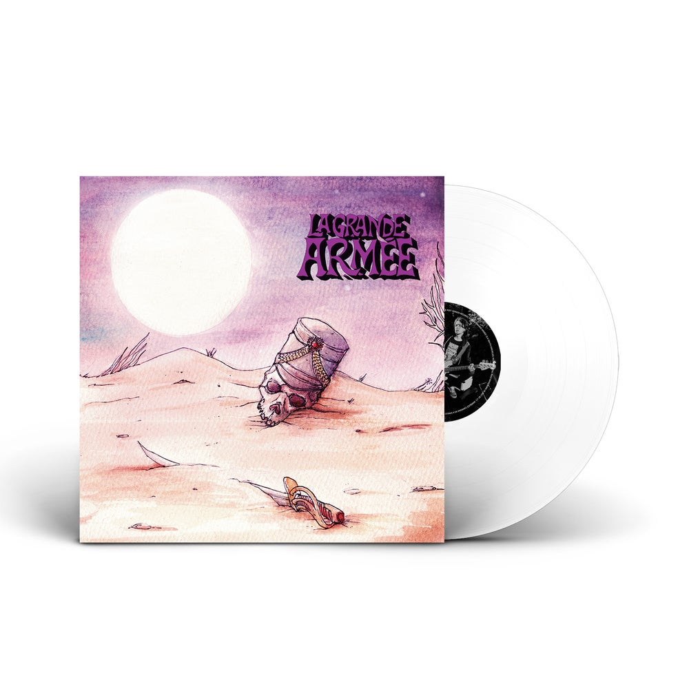 LA GRANDE ARMÉE 'La Grande Armée' White Vinyl LP