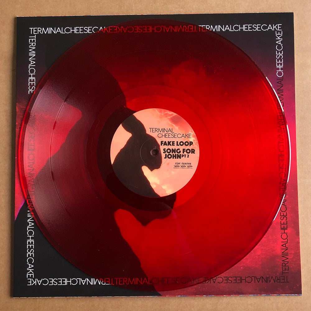 TERMINAL CHEESECAKE / ELECTRIC MOON 'In Search Of Highs Vol 3' Red Vinyl LP