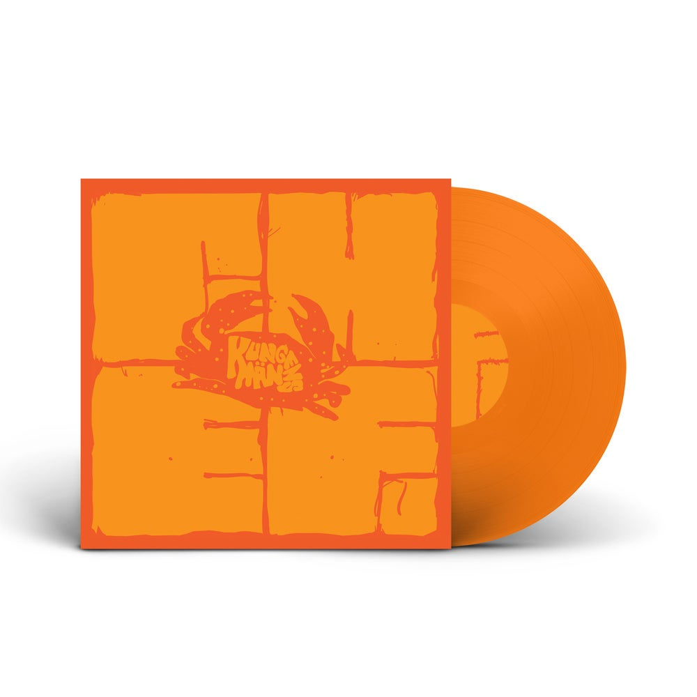 KUNGENS MÄN 'Chef' Orange Vinyl LP