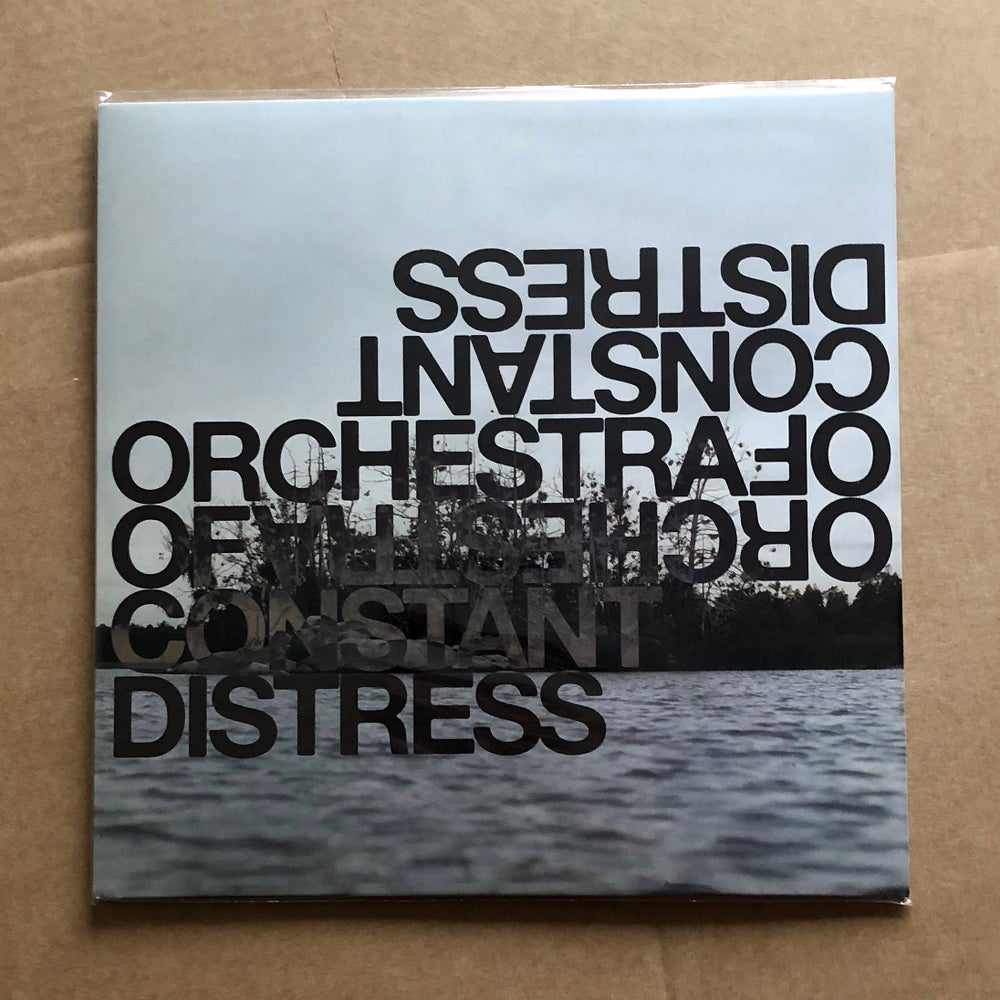 ORCHESTRA OF CONSTANT DISTRESS 'Distress Test' LP & 'Abandon' Tape