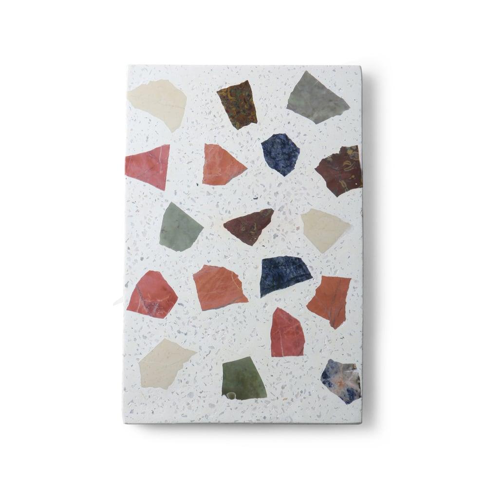 Image of Marble terrazzo board