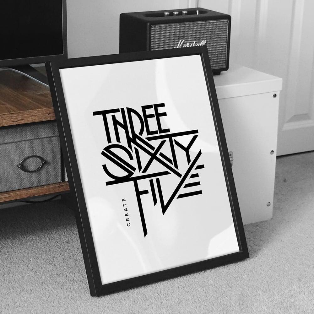 Image of Create: Three Sixty Five.