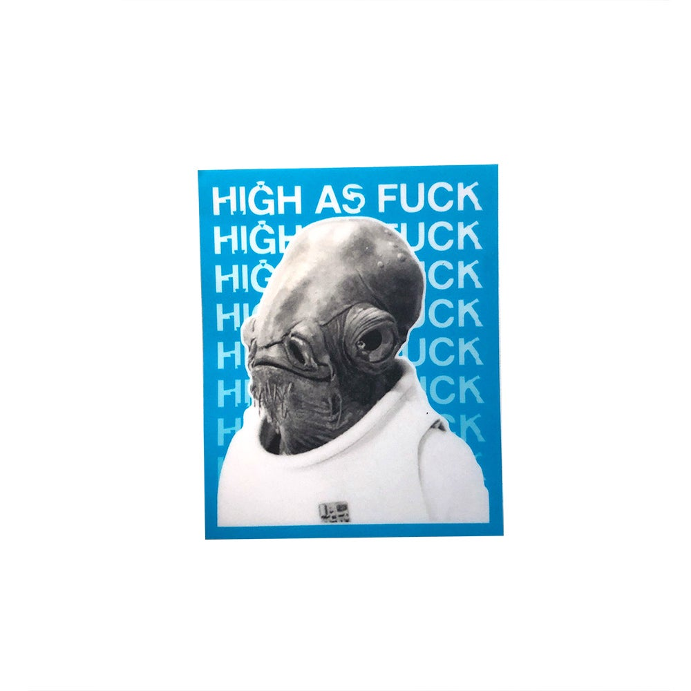 Image of HAF Trap Stickers