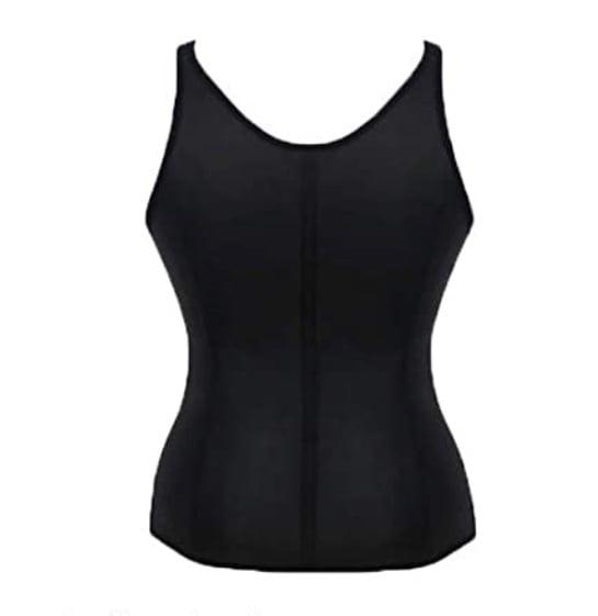 Image of Zip & Clip Waist Trainer Vest
