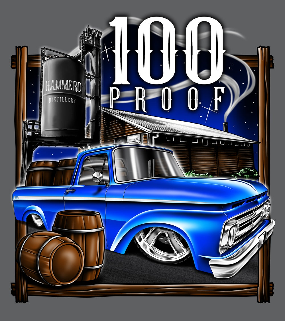 Image of 100 Proof