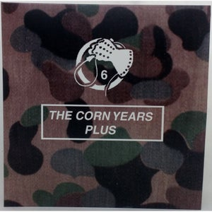 """Image of DEATH IN JUNE - The Corn Years Plus (CD + 7"""" colored vinyl, French Import)"""